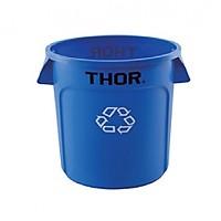 THOR® 토르 75리터 재활용 원형 컨테이너