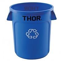 THOR® 토르 121리터 재활용 원형 컨테이너